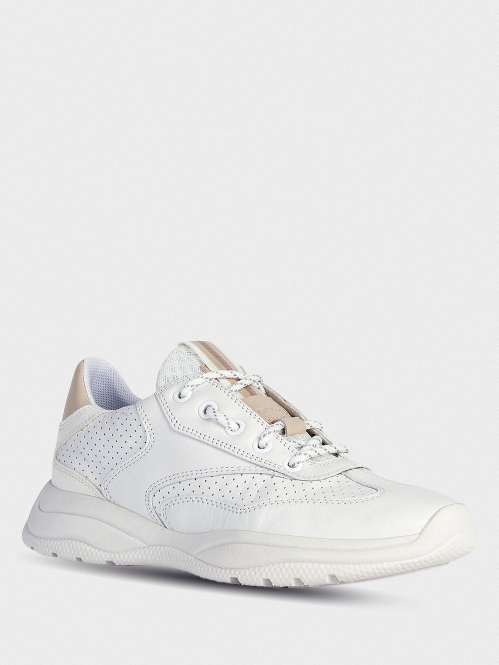 Кросівки  жіночі Geox D SMERALDO D02GCA-08504-C1000 ціна взуття, 2017