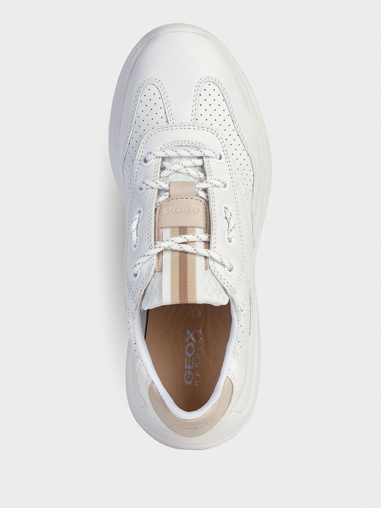 Кросівки  жіночі Geox D SMERALDO D02GCA-08504-C1000 модне взуття, 2017