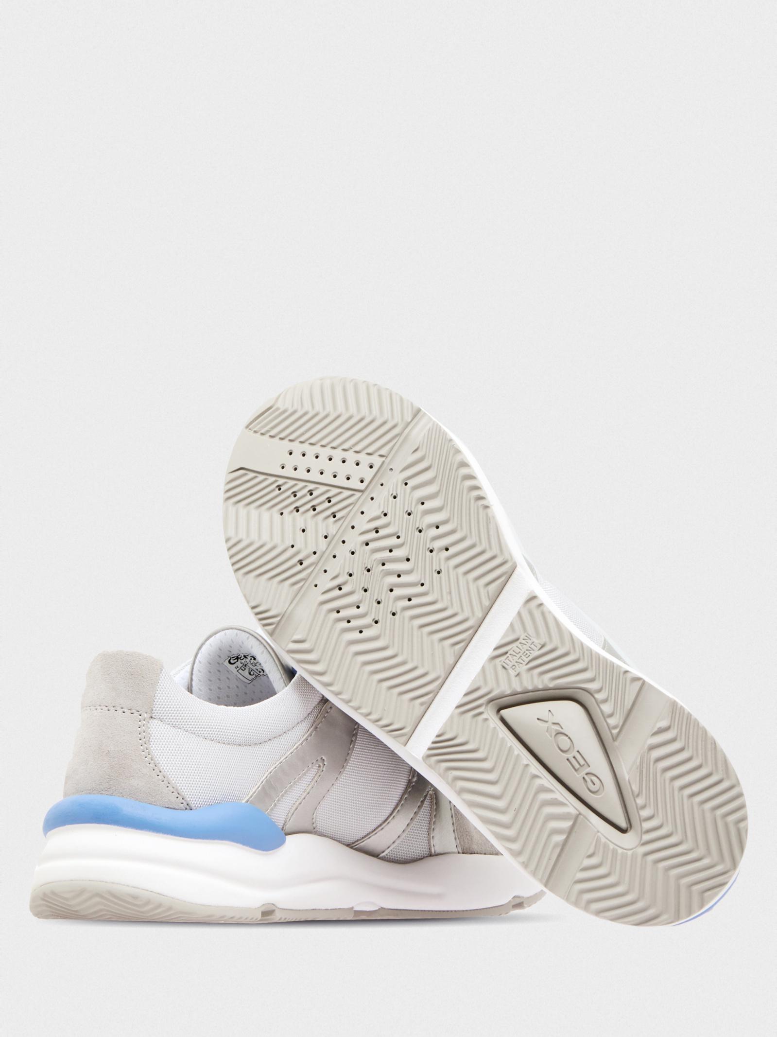 Кросівки  жіночі Geox D TOPAZIO D02GDA-01422-C1010 ціна взуття, 2017