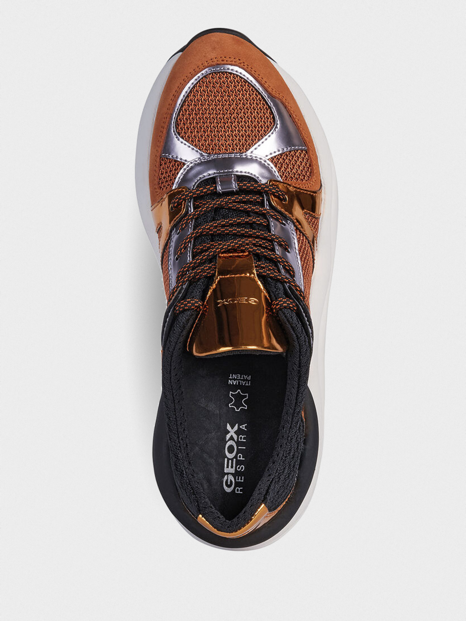 Кросівки  для жінок Geox D TOPAZIO D02GDA-014BN-C2T7L дивитися, 2017