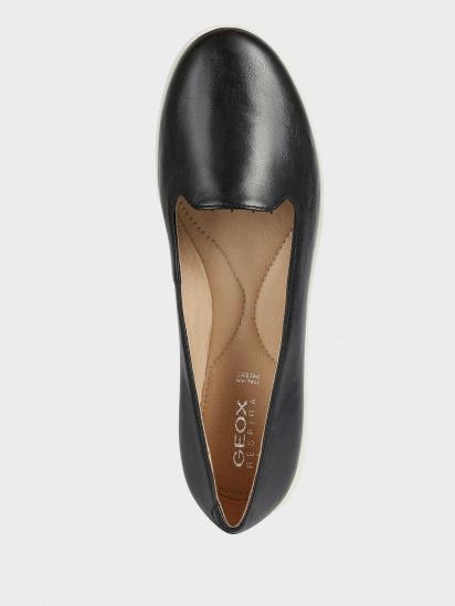 Балетки для женщин Geox D GENOVA D02GGD-00085-C9999 модная обувь, 2017