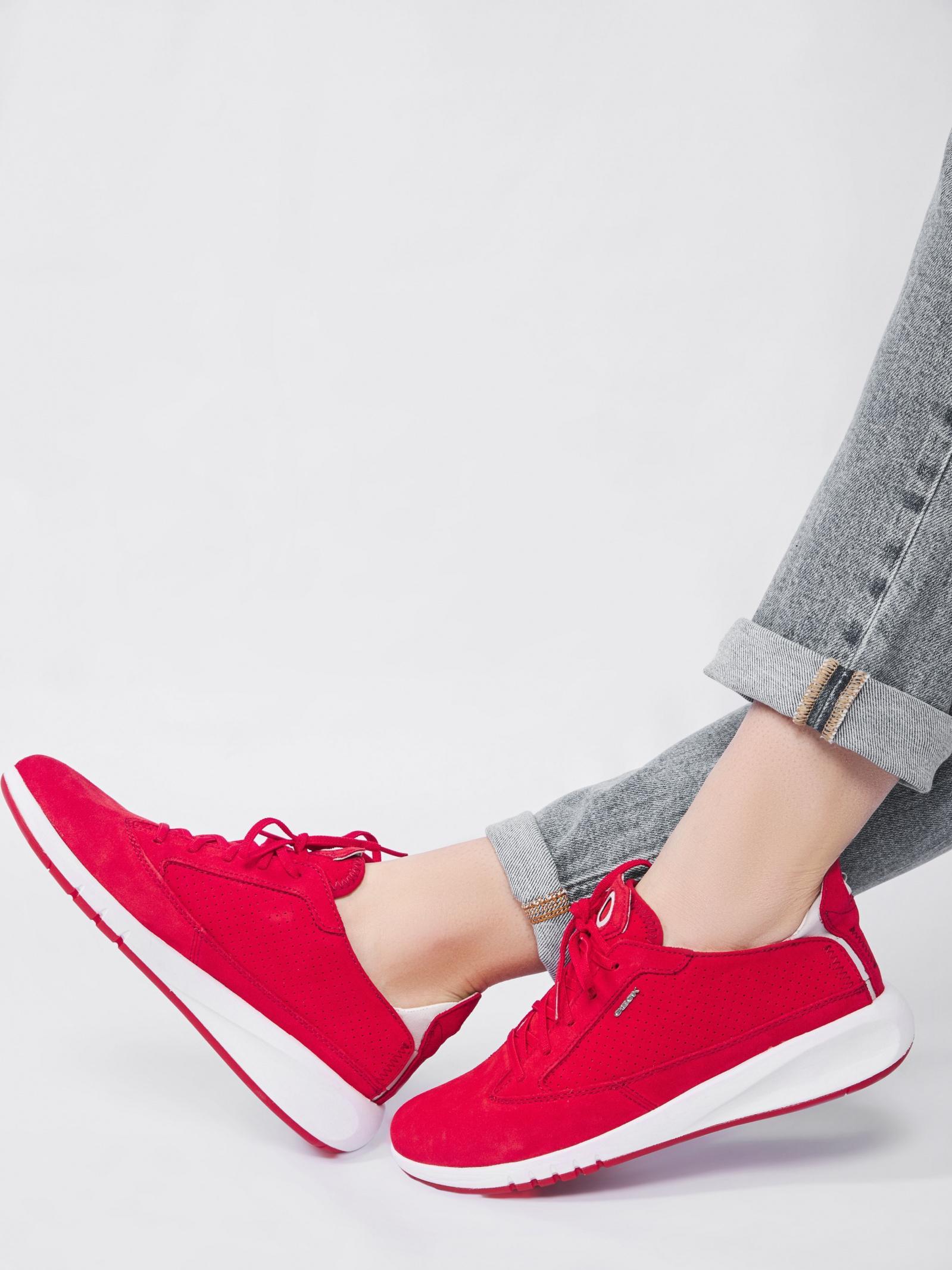 Кроссовки для женщин Geox D AERANTIS XW3931 смотреть, 2017