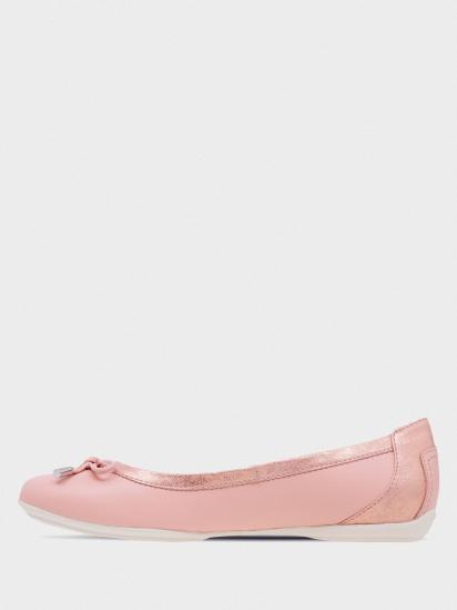 Балетки  для жінок Geox D CHARLENE D02Y7B-054PV-C8007 брендове взуття, 2017