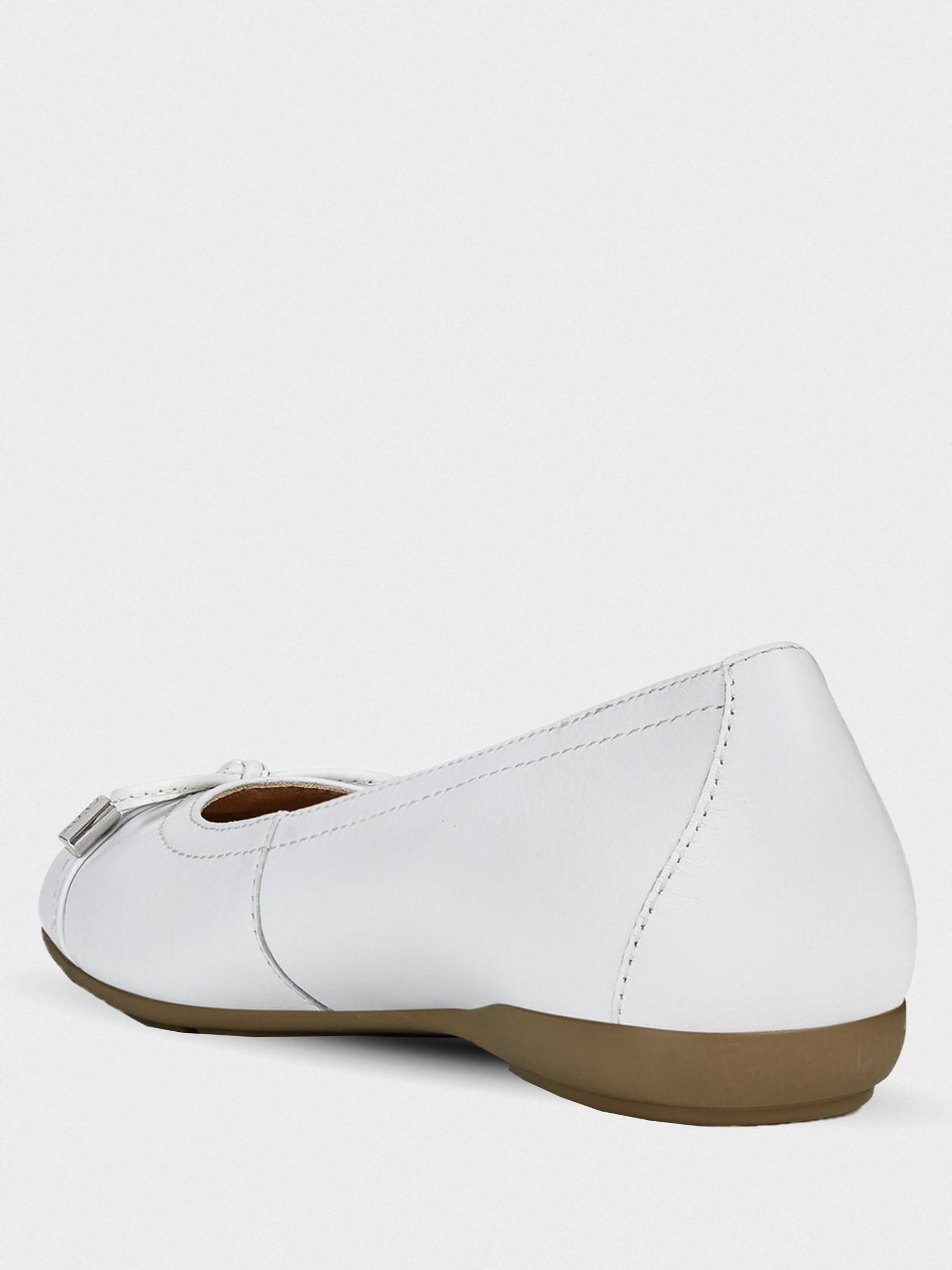 Балетки для женщин Geox D ANNYTAH XW3986 брендовая обувь, 2017