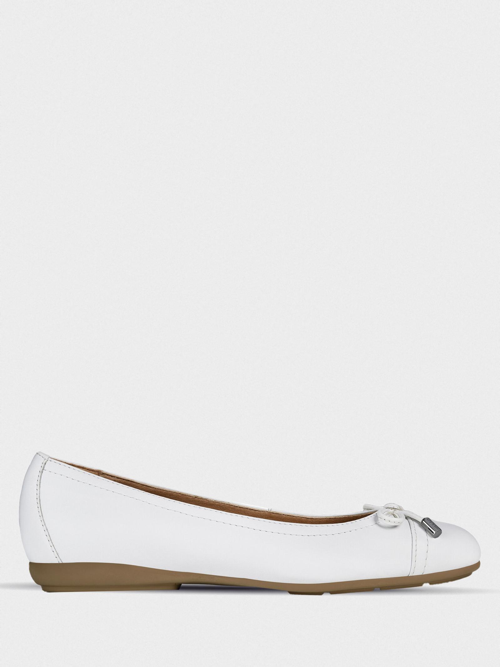 Балетки для женщин Geox D ANNYTAH XW3986 купить обувь, 2017