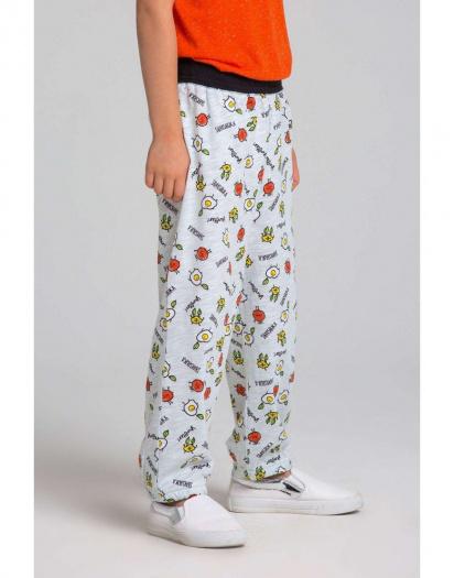 Спортивні штани YUMSTER модель YA.22.24.001 — фото 4 - INTERTOP