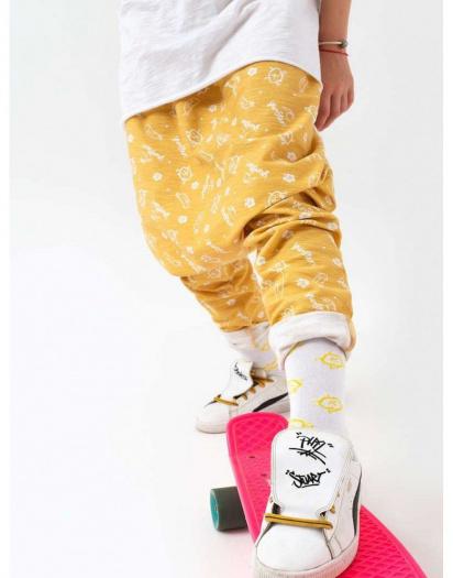 Спортивні штани YUMSTER модель YA.22.24.004 — фото 5 - INTERTOP