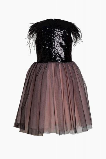 Сукня YUMSTER модель YD.21.30.006 — фото 3 - INTERTOP