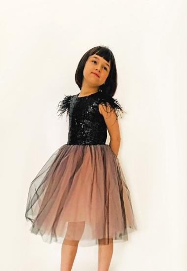 Сукня YUMSTER модель YD.21.30.006 — фото 4 - INTERTOP