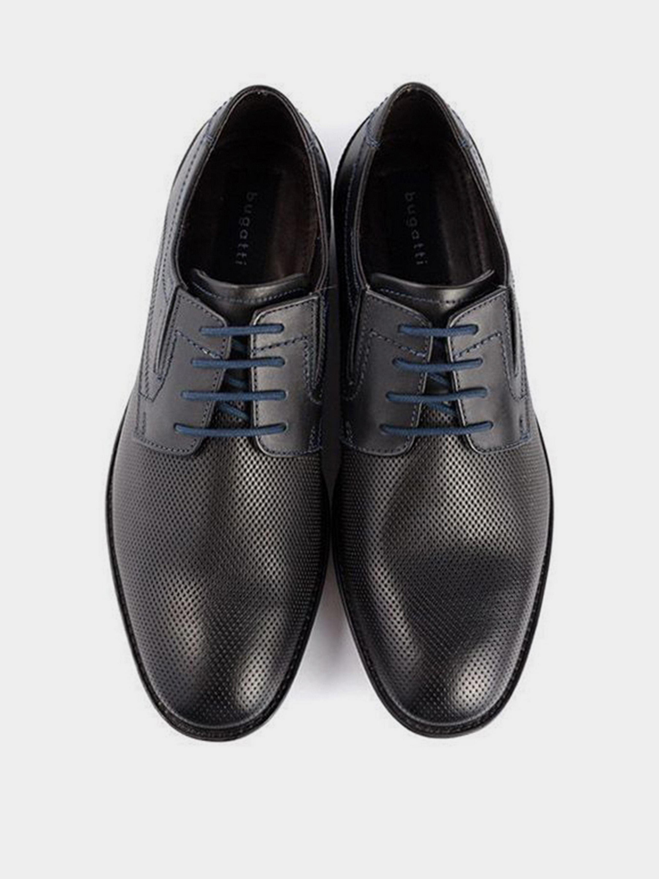 Туфли для мужчин Bugatti Gaspare YD102 размерная сетка обуви, 2017
