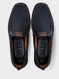 Мокасины мужские Bugatti Moccasins YD104 размеры обуви, 2017