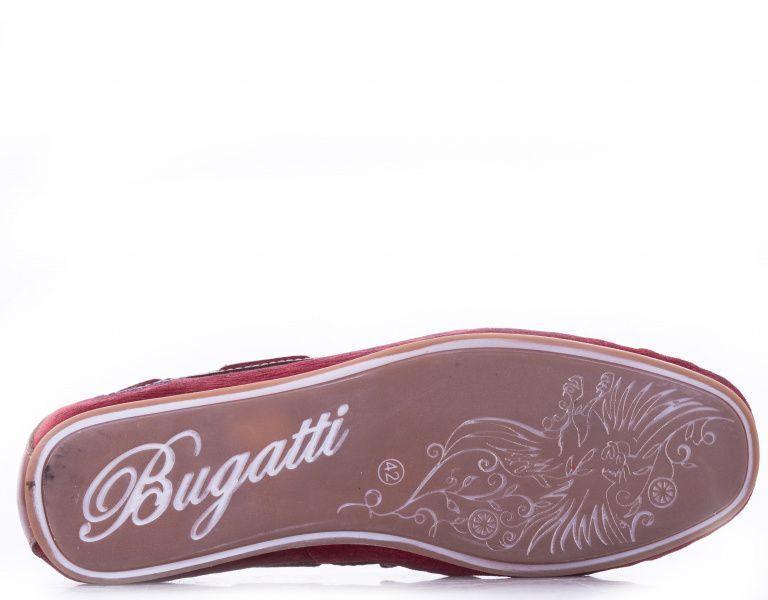 Мокасины мужские Bugatti Cherokee YD115 брендовая обувь, 2017