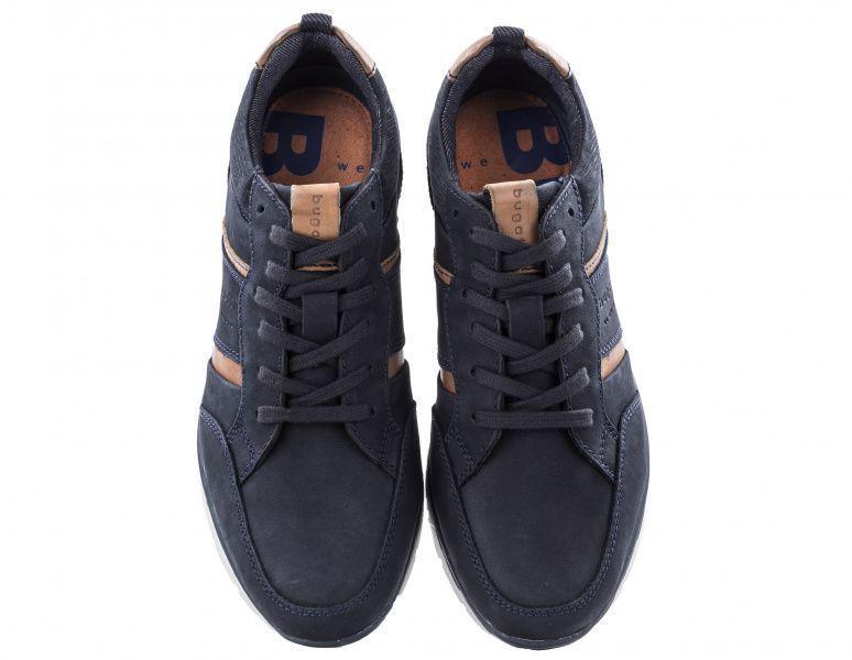 Полуботинки для мужчин Bugatti Oak YD119 купить обувь, 2017
