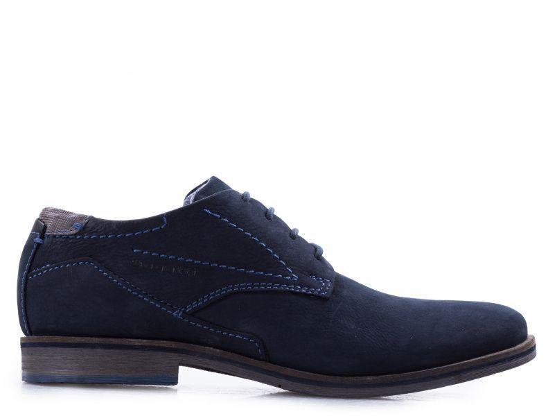 Купить Туфли мужские Bugatti Abramo YD125, Синий