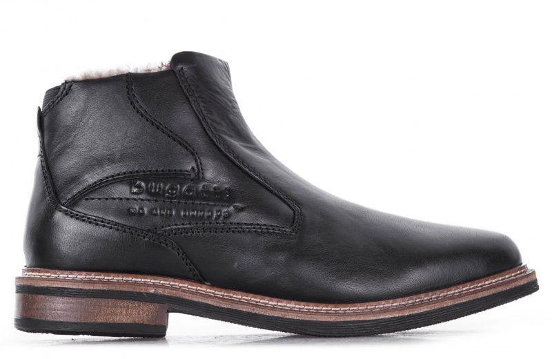 Ботинки для мужчин Bugatti Rodolfo ExKo 311-37140-1000-1000 размерная сетка обуви, 2017