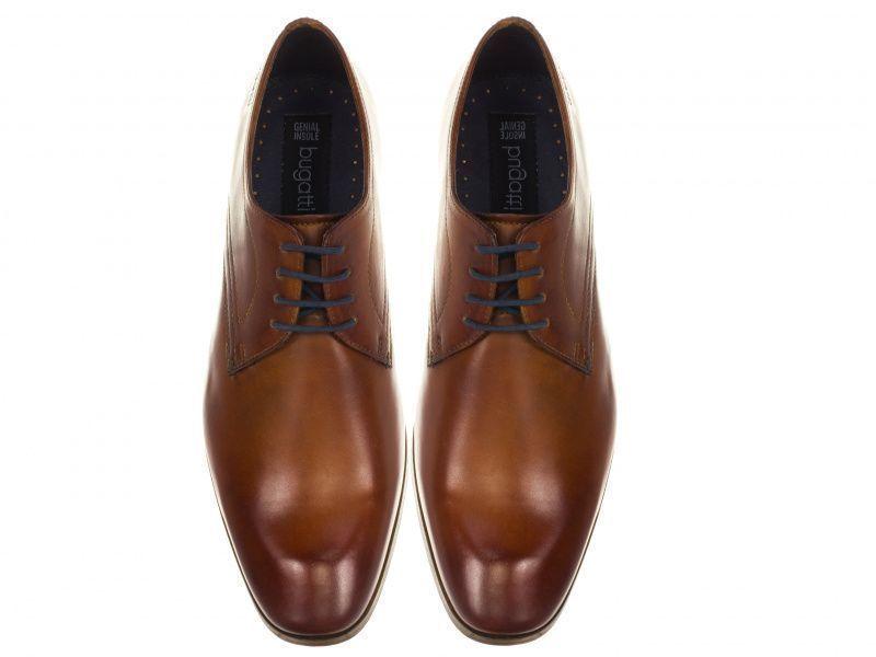 Туфли для мужчин Bugatti YD14 купить в Интертоп, 2017