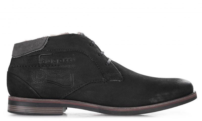 Купить Ботинки мужские Bugatti Abramo YD143, Черный