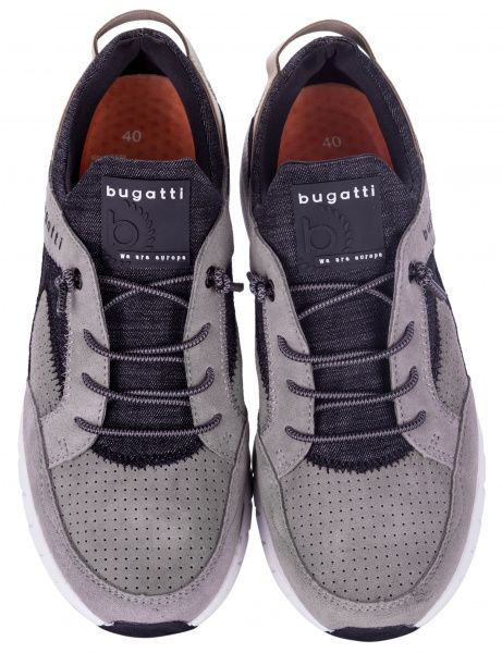 Кроссовки для мужчин Bugatti YD155 модная обувь, 2017