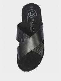 Шлёпанцы для мужчин Bugatti YD178 модная обувь, 2017