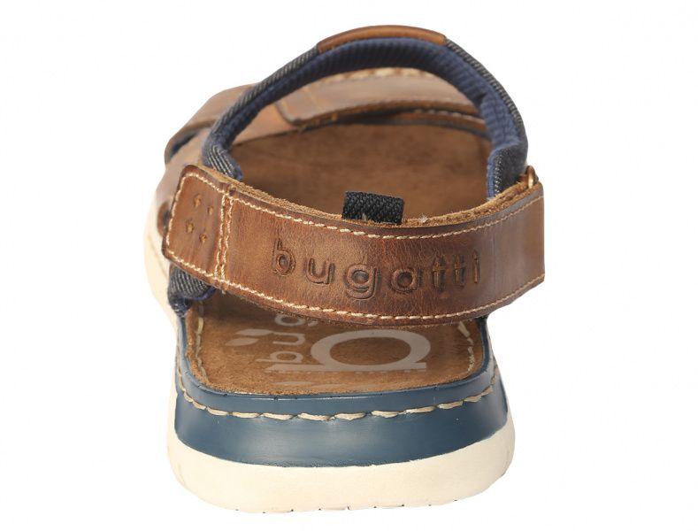 Сандалии для мужчин Bugatti YD180 размеры обуви, 2017