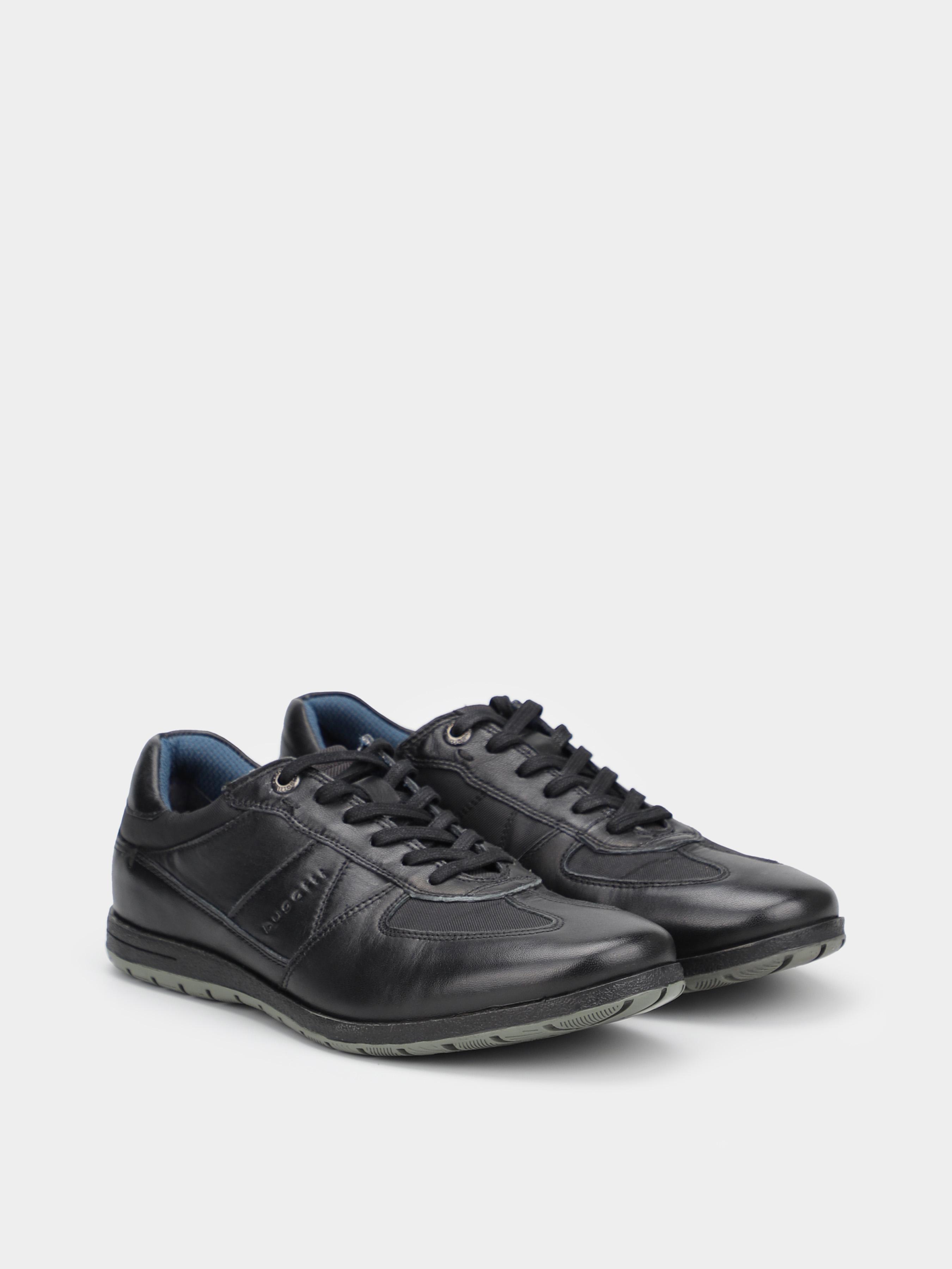 Полуботинки для мужчин Bugatti YD217 модная обувь, 2017