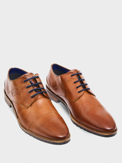 Туфли для мужчин Bugatti Lace-up shoes 315-84101-3500-6300 брендовая обувь, 2017