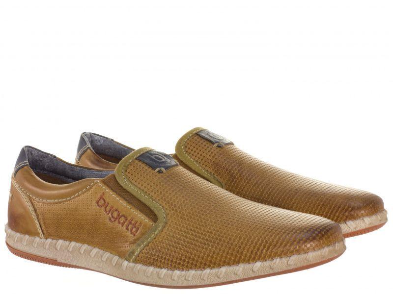 Cлипоны для мужчин Bugatti YD27 размеры обуви, 2017