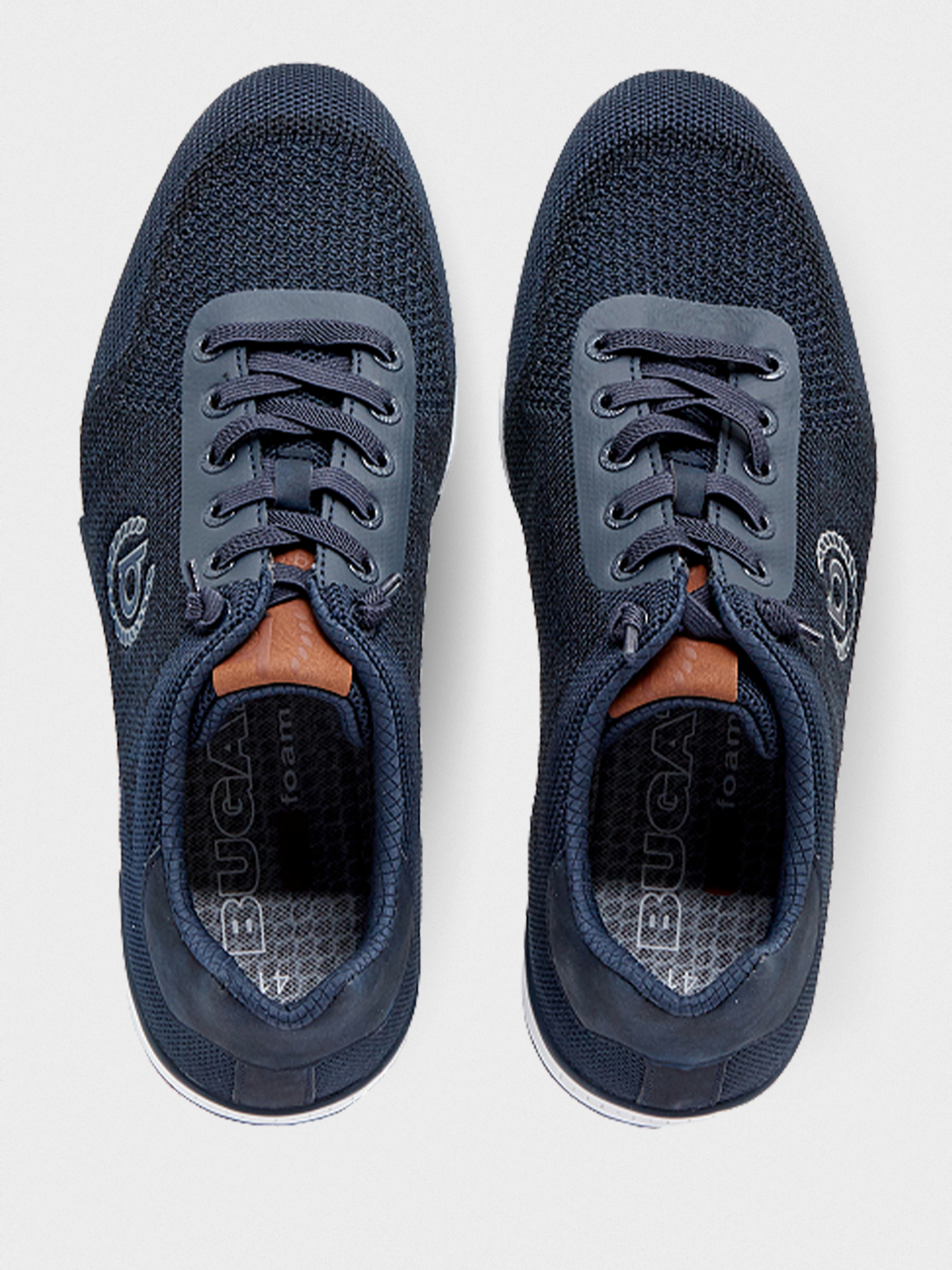 Кроссовки для мужчин Bugatti Sneakers 321-72605-6900-4100 цена, 2017