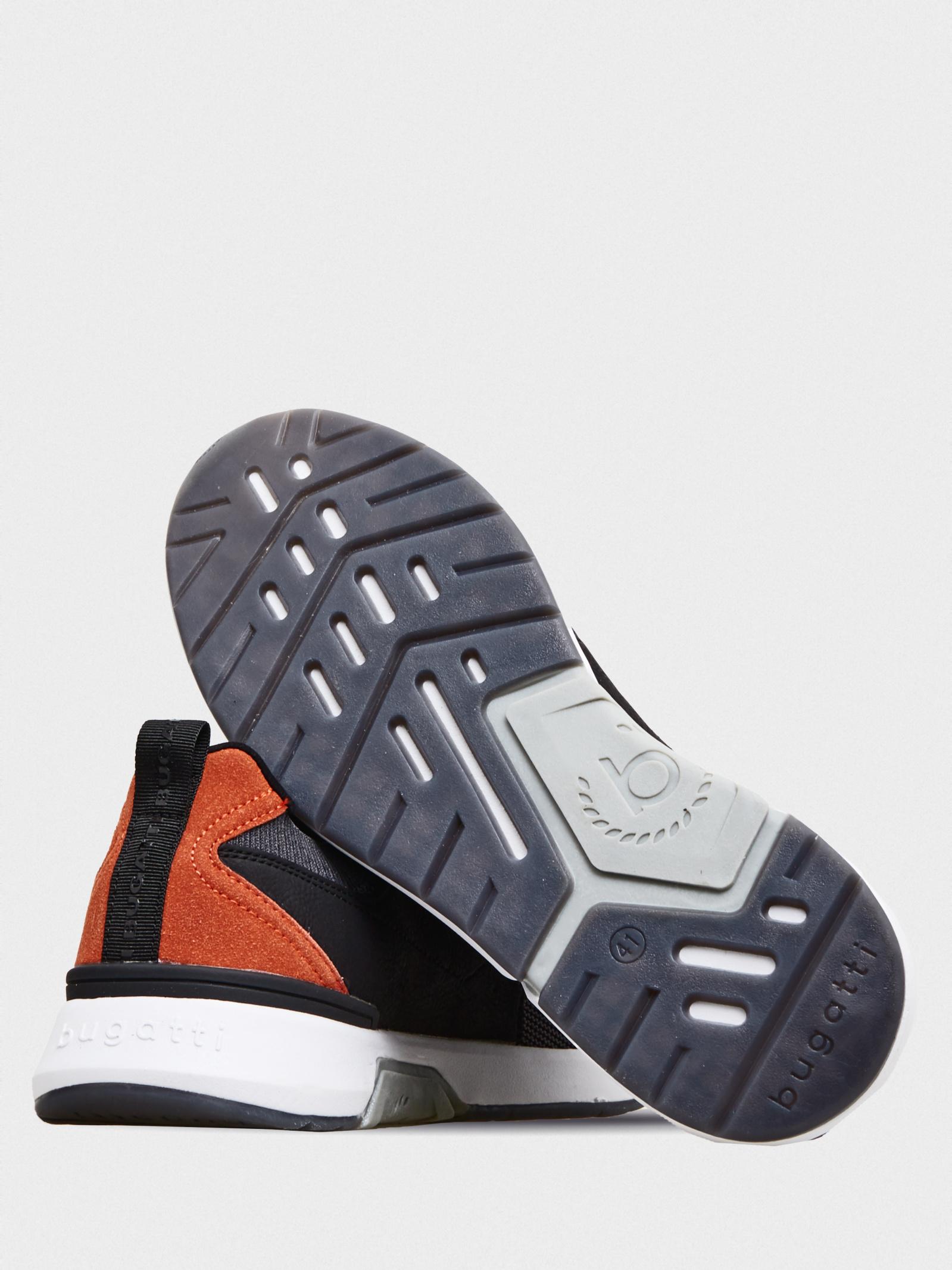 Кроссовки для мужчин Bugatti Sneakers 341-92762-6900-1500 размерная сетка обуви, 2017