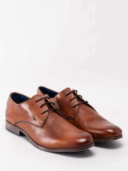 Туфли для мужчин Bugatti Lace-up shoes 311-90203-4100-6300 размерная сетка обуви, 2017