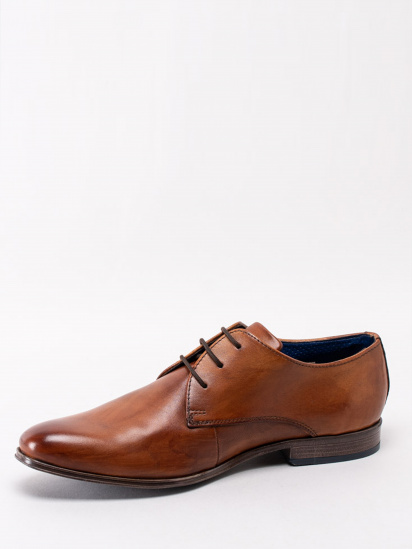 Туфли для мужчин Bugatti Lace-up shoes 311-90203-4100-6300 брендовая обувь, 2017
