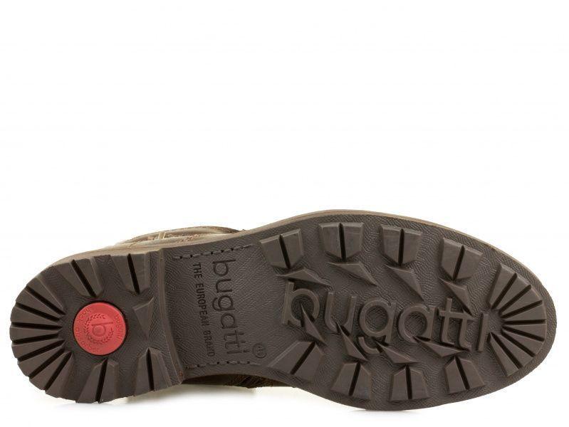 Ботинки для мужчин Bugatti Alvise YD37 размерная сетка обуви, 2017