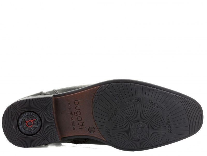 Ботинки мужские Bugatti Savio Evo YD38 размерная сетка обуви, 2017