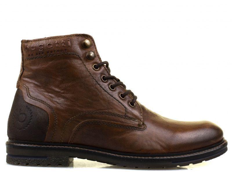 Ботинки для мужчин Bugatti Ringo YD44 брендовая обувь, 2017