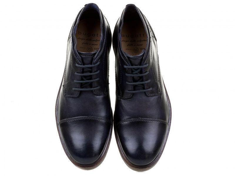 Ботинки для мужчин Bugatti Nando YD46 размерная сетка обуви, 2017