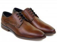 мужская обувь Bugatti коричневого цвета цена, 2017