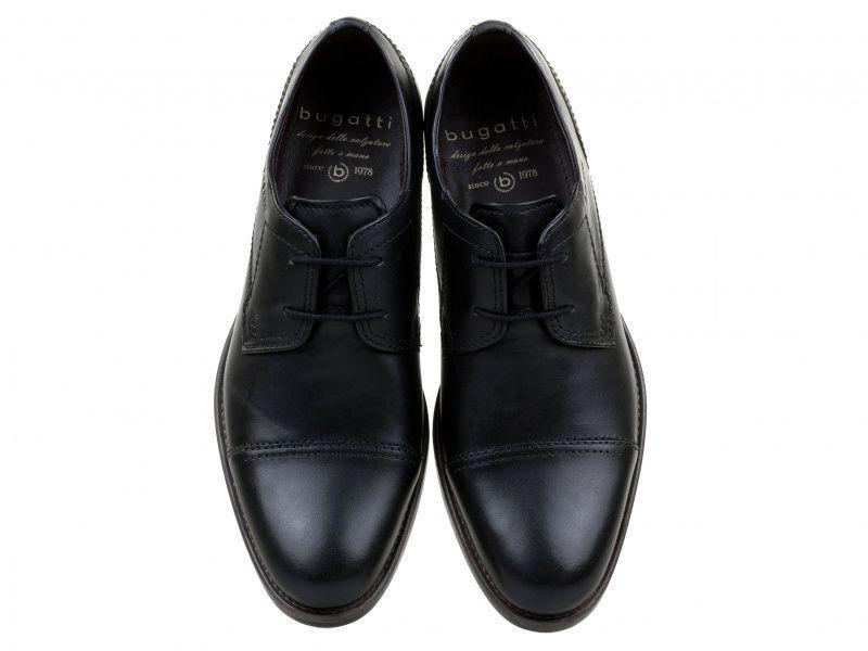 Туфли для мужчин Bugatti Licio YD50 брендовая обувь, 2017