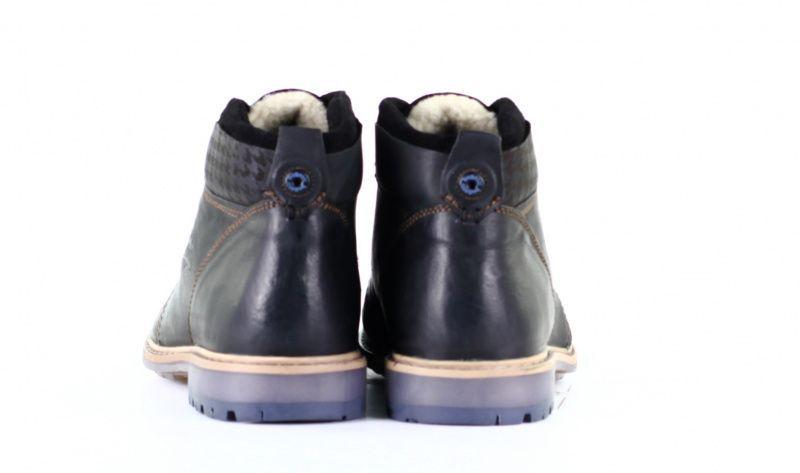 Ботинки для мужчин Bugatti YD6 размерная сетка обуви, 2017