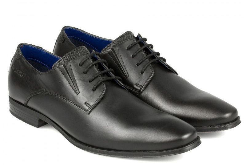 Туфли мужские Bugatti Morino YD65 модная обувь, 2017