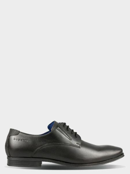 Туфли мужские Bugatti Morino YD65 размерная сетка обуви, 2017