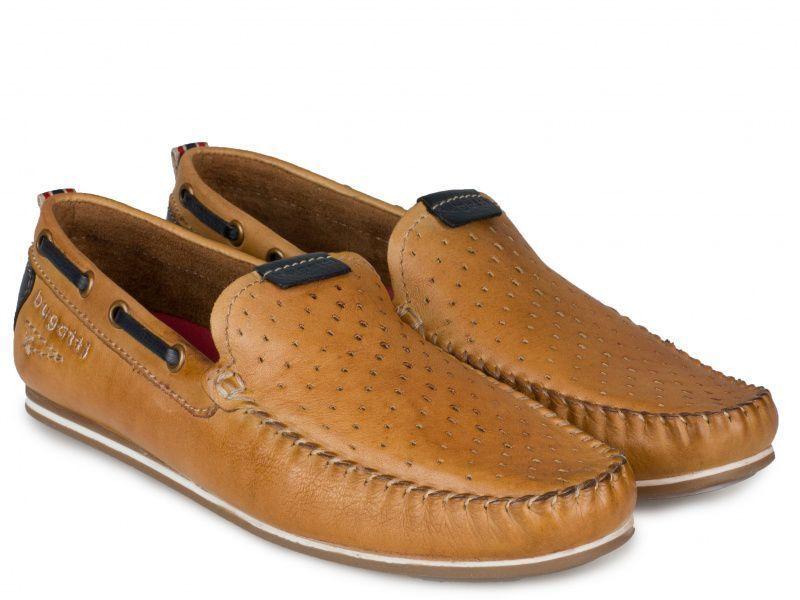 Мокасины для мужчин Bugatti Cherokee YD82 размерная сетка обуви, 2017