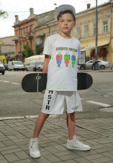 Футболка YUMSTER - фото