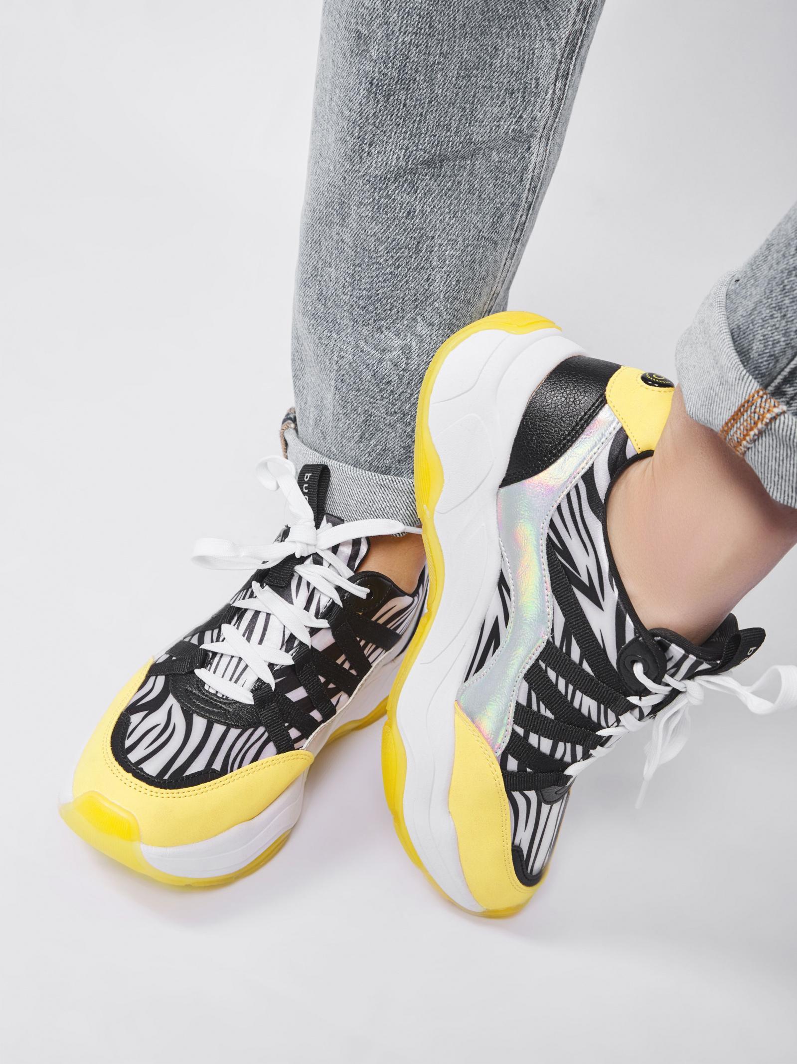 Кроссовки для женщин Bugatti sneakers YE153 смотреть, 2017