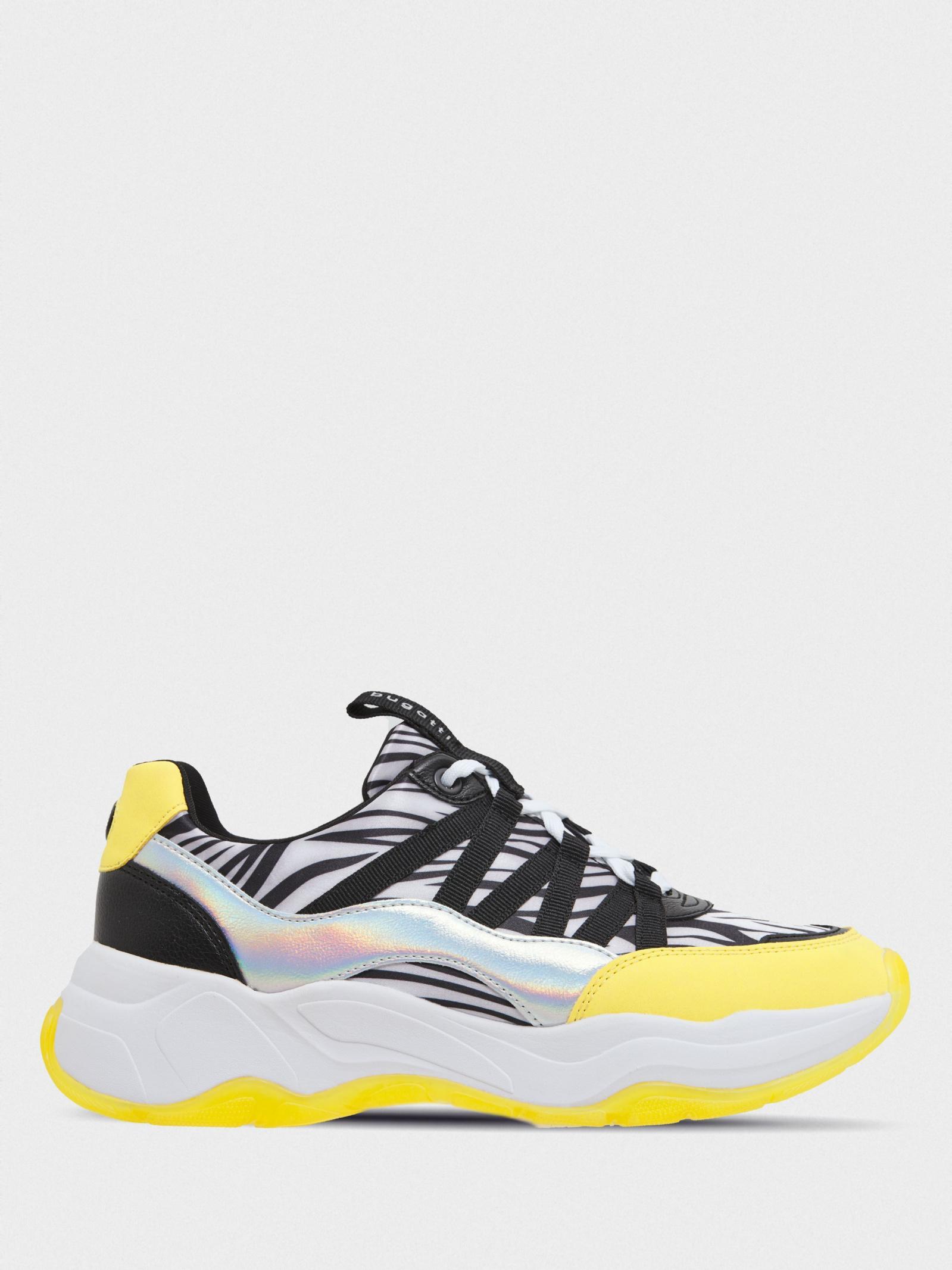Кроссовки для женщин Bugatti sneakers YE153 купить обувь, 2017