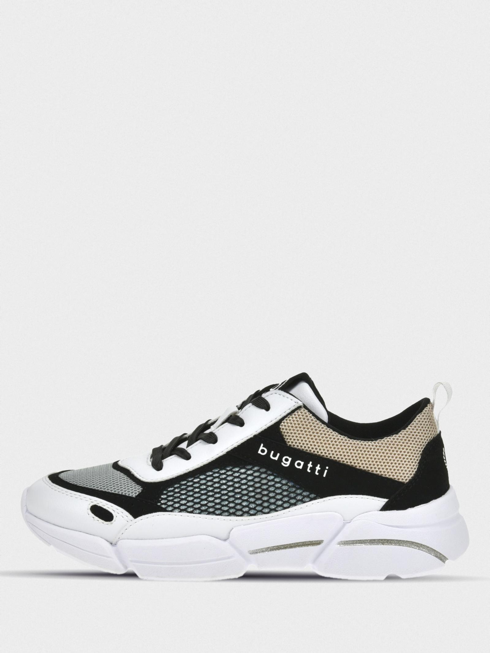 Кроссовки для женщин Bugatti sneakers YE156 Заказать, 2017