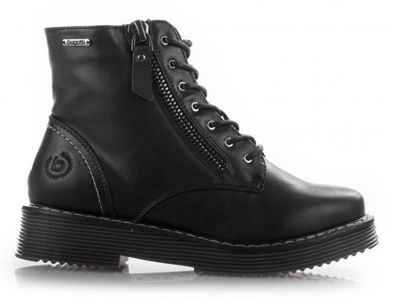 Купить Ботинки женские Bugatti Neria YE60, Черный