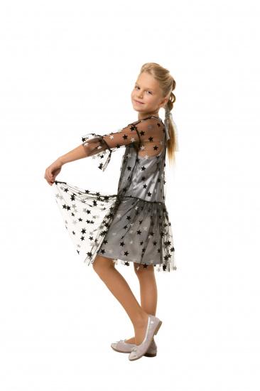 Сукня YUMSTER модель YG-21.30.001 — фото 4 - INTERTOP