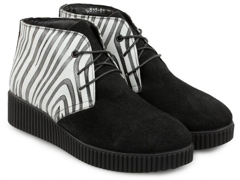 Ботинки для женщин BRASKA YG8 примерка, 2017