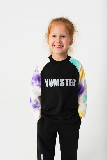 Реглан YUMSTER модель YH.11.04.005 — фото - INTERTOP
