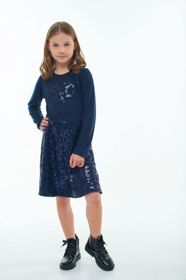 Сукня YUMSTER модель YH.22.30.001 — фото 3 - INTERTOP